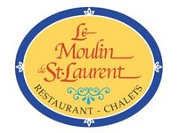 Logo Le Moulin de Saint-Laurent